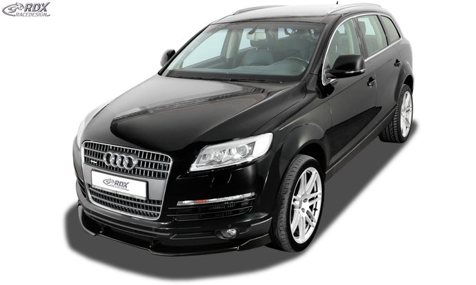 LK Performance front spoiler VARIO-X AUDI Q7 (4L) -2009 front lip front attachment front spoiler lip - LK Auto Factors