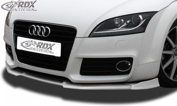 LK Performance front spoiler VARIO-X AUDI TT 8J facelift 2010+ front lip front attachment front spoiler lip - LK Auto Factors