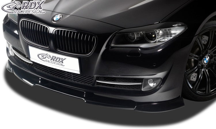 LK Performance RDX Front Spoiler VARIO-X BMW 5-series F10 / F11 -2013 Front Lip Splitter - LK Auto Factors