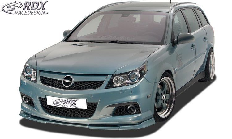 LK Performance RDX Front Spoiler VARIO-X OPEL Vectra C & Signum 2006+ OPC (Fit for OPC and Cars with OPC Frontbumper) Front Lip Splitter - LK Auto Factors