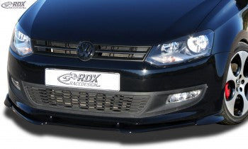LK Performance front spoiler VARIO-X VW Polo 6R front lip front attachment - LK Auto Factors