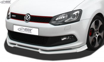 LK Performance front spoiler VARIO-X VW Polo 6R GTI front lip front attachment - LK Auto Factors