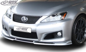 LK Performance RDX Front Spoiler VARIO-X LEXUS IS F Front Lip Splitter - LK Auto Factors