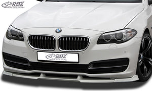 LK Performance RDX Front Spoiler VARIO-X BMW 5-series F10 / F11 2013+ Front Lip Splitter - LK Auto Factors