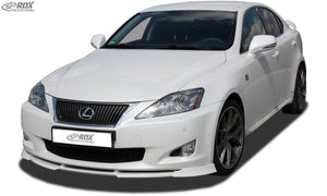 LK Performance RDX Front Spoiler VARIO-X LEXUS IS XE2 Front Lip Splitter - LK Auto Factors
