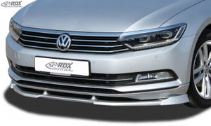 LK Performance front spoiler VARIO-X VW Passat 3G B8 front lip front attachment - LK Auto Factors