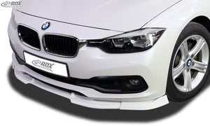 LK Performance RDX Front Spoiler VARIO-X BMW 3-series F30 2015+ Front Lip Splitter - LK Auto Factors