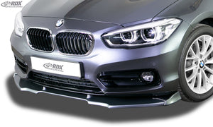 LK Performance RDX Front Spoiler VARIO-X BMW 1-series F20 / F21 2015+ (also for Sportline) Front Lip Splitter - LK Auto Factors