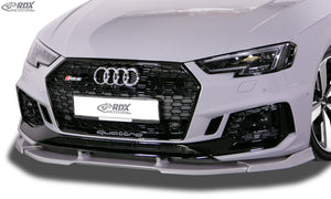 LK Performance front spoiler VARIO-X AUDI RS4 B9 front lip front attachment - LK Auto Factors