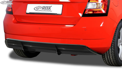 LK Performance RDX rear bumper extension SKODA Fabia 3 (NJ) Diffusor - LK Auto Factors