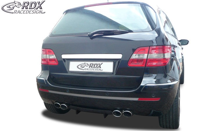 LK Performance RDX Rear Diffusor U-Diff MERCEDES B-class T 245 - LK Auto Factors