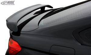 LK Performance RDX rear spoiler BMW 4-series F32 / F33 - LK Auto Factors