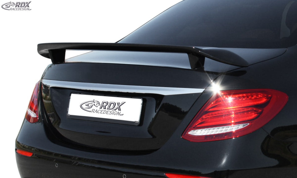 LK Performance RDX Rear Spoiler MERCEDES E-Class W213 - LK Auto Factors