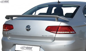 LK Performance rear spoiler VW Passat B8 3G sedan - LK Auto Factors
