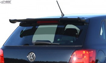 LK Performance rear spoiler VW Polo 6R roof spoiler - LK Auto Factors