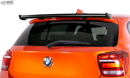 LK Performance RDX Roof Spoiler BMW 1-series F20 / F21 Rear Wing - LK Auto Factors