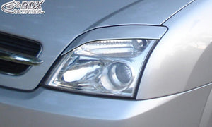 LK Performance RDX Headlight covers OPEL Vectra C / Signum -2005 - LK Auto Factors