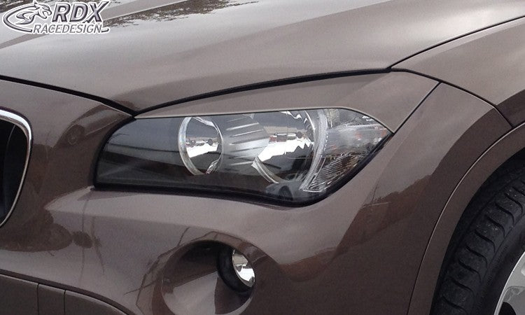 LK Performance RDX Headlight covers BMW X1 E84 -2012 - LK Auto Factors