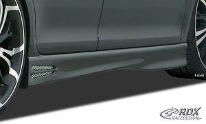 "LK Performance RDX Sideskirts MERCEDES C-Class W204 / S204 -2011 ""GT4"" - LK Auto Factors"