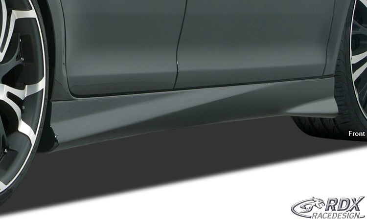 "LK Performance RDX Sideskirts MERCEDES C-Class W204 / S204 -2011 ""TurboR"" - LK Auto Factors"