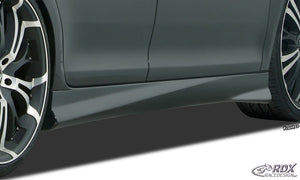 "LK Performance RDX Sideskirts TOYOTA Avensis (T25) 2003-2009 ""Turbo-R"" - LK Auto Factors"
