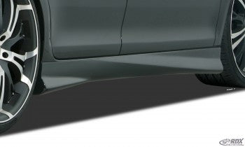 LK Performance side skirts CHEVROLET Aveo (T300)
