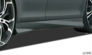 "LK Performance side skirts CITROEN C5 (RD / TD) 2008+ ""Slim"" - LK Auto Factors"