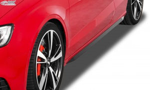 "LK Performance side skirts AUDI A3 8V7 Cabrio ""Slim"" - LK Auto Factors"