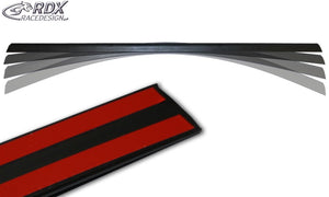 LK Performance RDX Trunk lid spoiler MERCEDES CLA-Class C117 - LK Auto Factors
