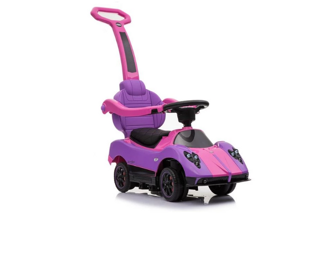 Pagani Zonda Kids Foot to Floor Ride on Car - Pink - LK Auto Factors