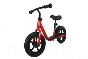 "Balance Bike Red with 12"" EVA Wheels (Model: WB21) RED"