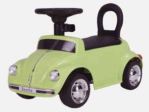 2020 VW Beetle Classic Push Along - Licensed Kids Ride on Electric Car