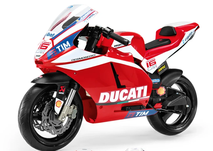Ducati Desmosedici GP Kids Ride on Motorbike