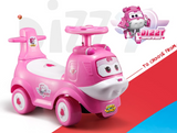 Superwings DIZZY Kids Ride on Air Plane Car with Music Function FD6816 - LK Auto Factors