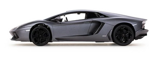 Rastar RC 1:14 Lamborghini Aventador LP700-4 Kids Remote Control Toy Car - Grey - LK Auto Factors