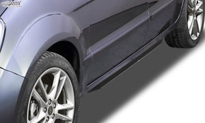 "LK Performance RDX Sideskirts FORD Galaxy WA6 ""Slim - LK Auto Factors"