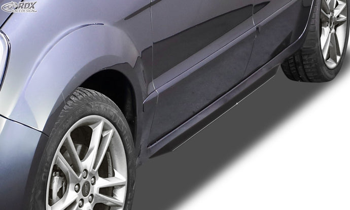 LK Performance RDX Sideskirts FORD Galaxy WA6