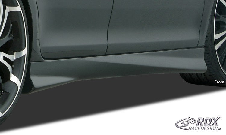 "LK Performance Sideskirts AUDI A3-8P ""Turbo"" - LK Auto Factors"
