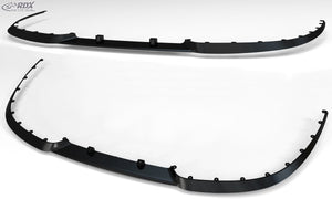LK Performance Universal Spoiler lip CUP2.0 Front Splitter - LK Auto Factors