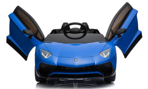 Lamborghini Aventdor SV ride-on electric car - Remote & Bluetooth - LK Auto Factors