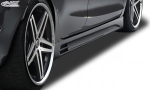 "LK Performance RDX Sideskirts FORD Fiesta MK7 JA8 JR8 (2008-2012 & 2012+) ""GT-Race"" - LK Auto Factors"