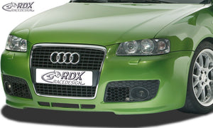 "LK Performance Bonnet extension AUDI A3-8L ""Single Frame"" - LK Auto Factors"