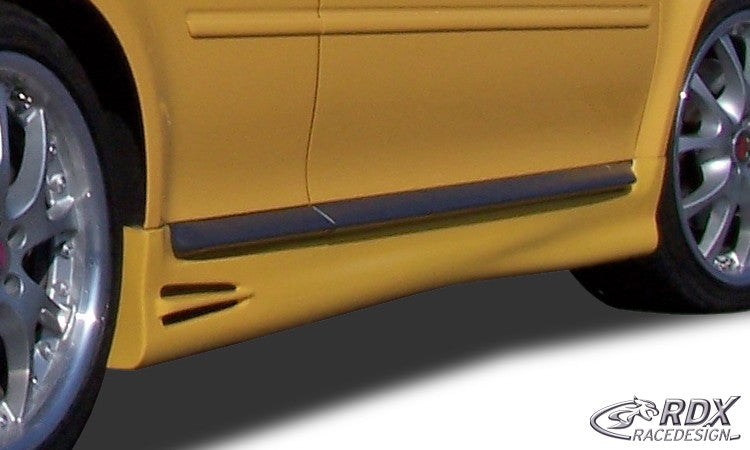 "LK Performance Sideskirts AUDI S3-8L ""GT4"" - LK Auto Factors"