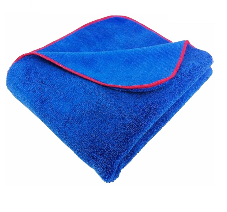60cm X 90cm Microfibre Drying Towel 440gsm - LK Auto Factors