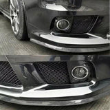 Car Carbon Fiber Front Lip Bumper Trim - LK Auto Factors