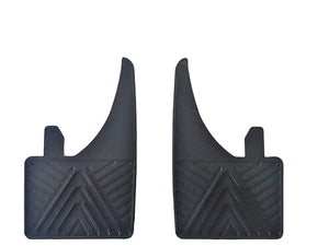 VW Volkswagen Blue Logo Universal Fit Golf Fox MK1 MK2 MK3 Mk4 MK5 98-03 Moulded Mudflaps Front or Rear - LK Auto Factors