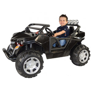 Big Two Seats Twin Motor Toy Electric Ride On UTV For Children - LK Auto Factors