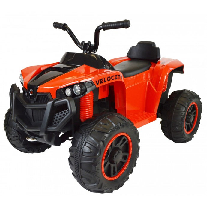Kids 12V Electric Ride On Quad Bike - Upgraded Rubber Tyres Version - LK Auto Factors