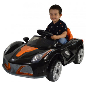 Kids Electric Remote Control Ride On Sports Car With Lights And Sounds - LK Auto Factors
