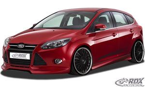 "LK Performance RDX Sideskirts FORD Focus 3 ""Turbo"" - LK Auto Factors"